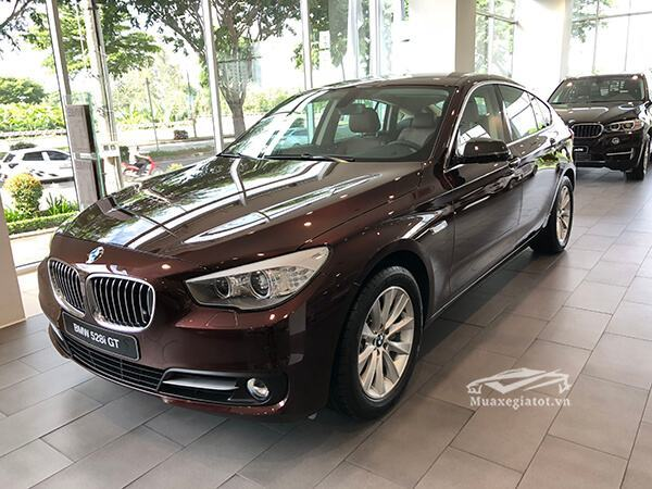 Chi tiết xe BMW 528i GT 2017