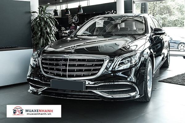 Mercedes-Maybach S 650 2019 ra mắt Việt Nam