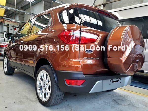mâm xe ford ecosport 2019