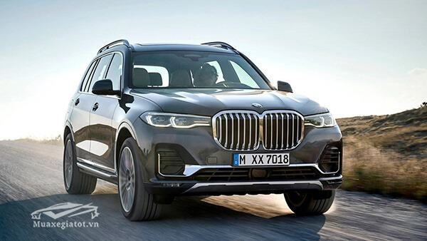 BMW X7 2019 All New (2020)