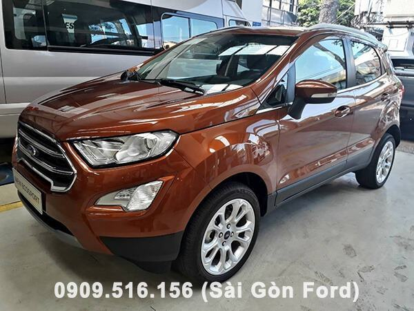 Chi tiết xe Ford EcoSport 2019