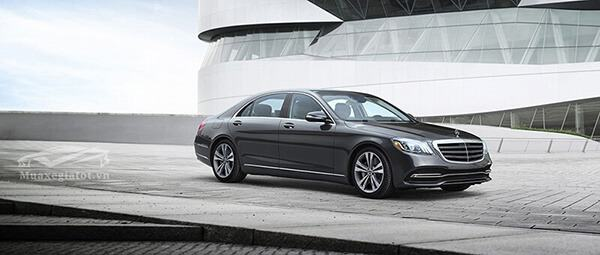 So sánh Mercedes S450 L và Mercedes S450 L Luxury