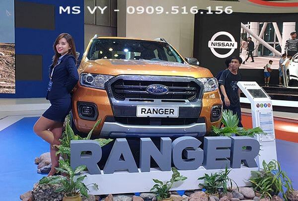 Ford Ranger Wildtrak 4x4 AT 2019