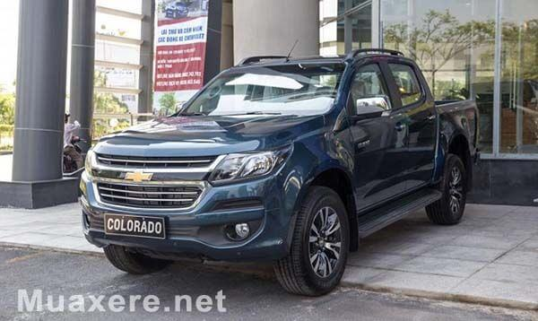 Chevrolet Colorado High Country 2019