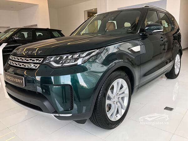 Giá xe Land Rover Discovery 5