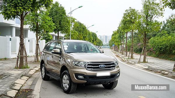 Ford Everest Ambiente AT 2020 số tự động