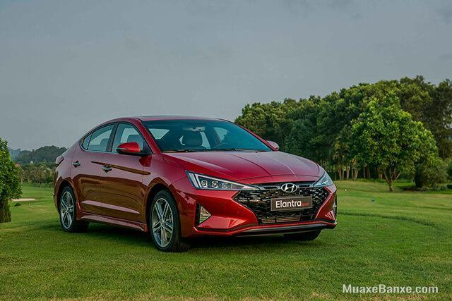 Elantra 1.6 AT Turbo Sport